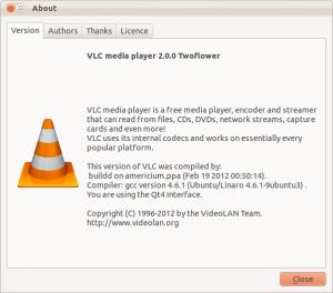 VideoLAN VLC 2.0