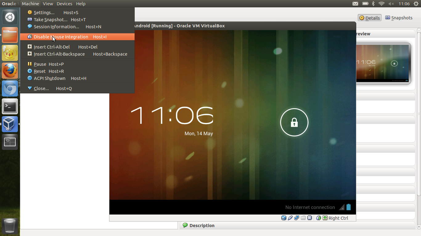 Running Android 4 0 (ICS) on Virtualbox – digital nomad