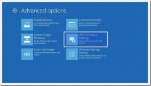 Window Advanced Power Options