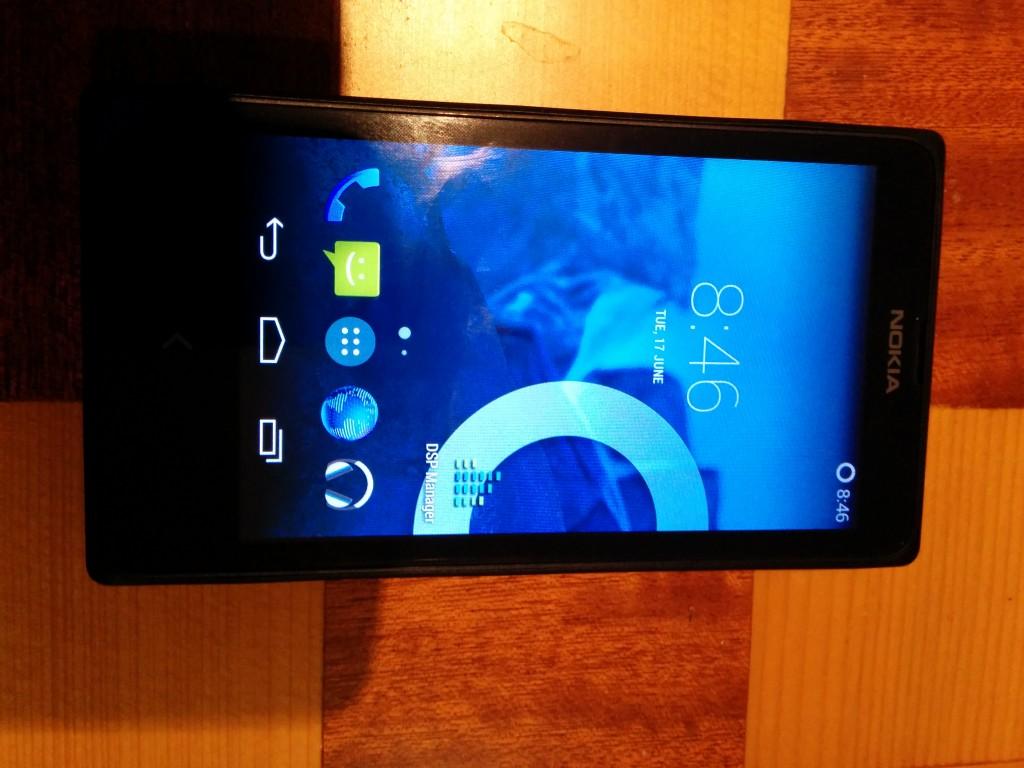 Nokia X - CyanogenMod 11